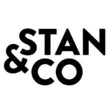 logo horecagelegenheid Stan & Co in Arnhem