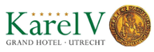 logo slaapgelegenheid Grand Hotel Karel V in Utrecht