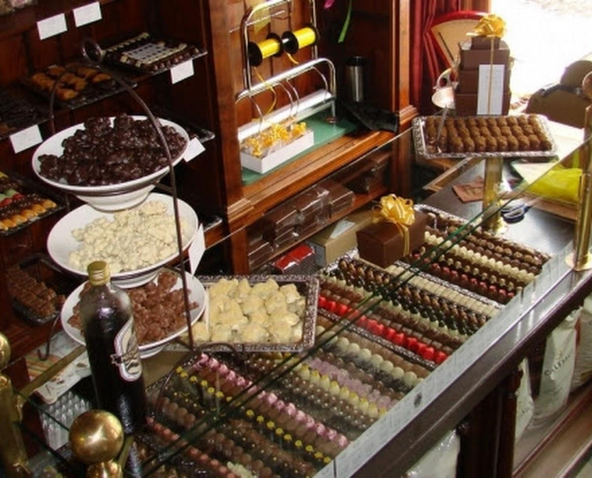 Foto Chocolate Lovers in Middelburg, Winkelen, Delicatessen & lekkerijen - #1