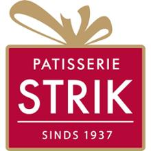 logo horecagelegenheid Strik Patisserie in Nijmegen
